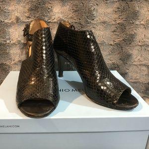 Antonio Melani Peep Toe Heels Size 8.5